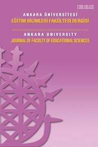 Ankara Üniversitesi Eğitim Bilimleri Fakültesi Dergisi